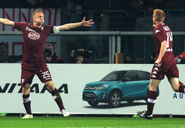 Torino 1-0 Napoli: Glik damages Benitez's Champions League assault