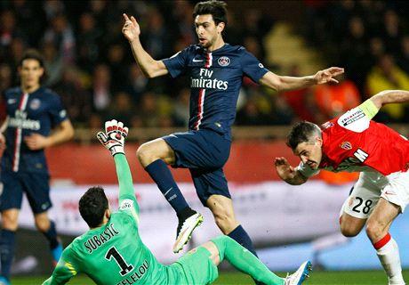 Résumé de match, Monaco-PSG (0-0)