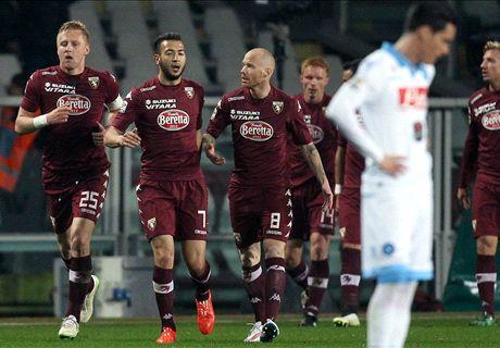 Player Ratings: Torino 1-0 Napoli