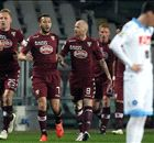 Player Ratings: Torino 1-0 Napoli