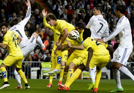 'Impossible to get through Villarreal'