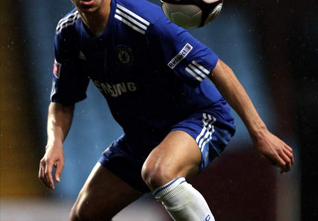 Chelsea youngster Jeffrey Bruma signs new four-year deal
