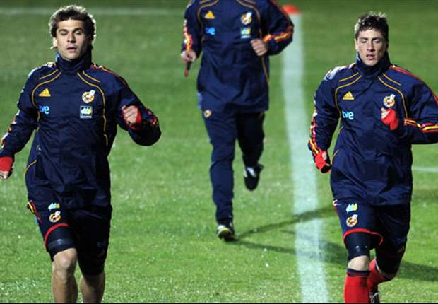 World Cup 2010 Comment: With Or Without Fernando Torres? The Different Lineups Which Spain Can Choose From Against Paraguay