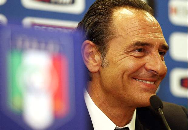 Italy coach Cesare Prandelli: 'We have to make changes to succeed - but don't expect Fabio Capello to do the same'