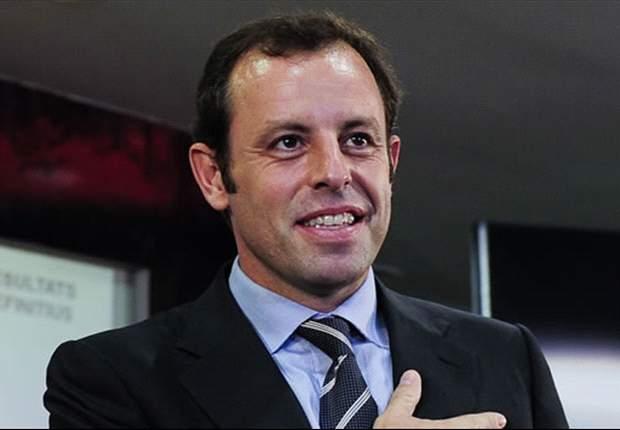 Barcelona President Sandro Rosell Vows To Retain Pep Guardiola