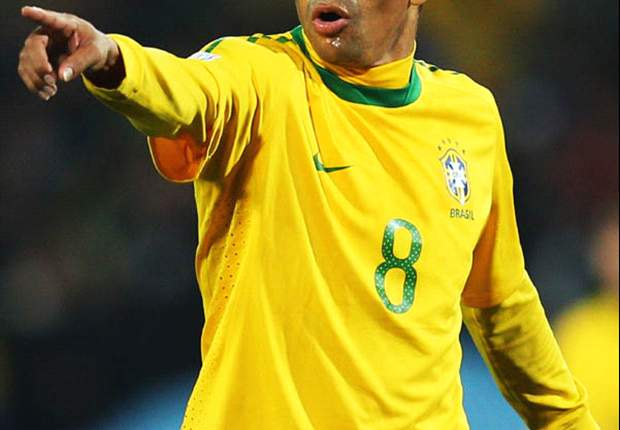 Gilberto Silva diz estar ansioso para voltar ao Atlético-MG