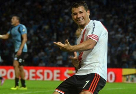 Argentina: River 2-1 Belgrano