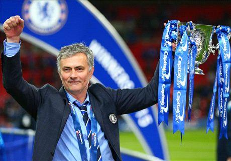 Mourinho has his mojo back