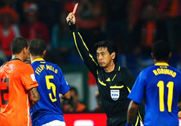 World Cup 2010: Brazil's Felipe Melo Blames Vuvuzelas For 'Own Goal' Against Netherlands