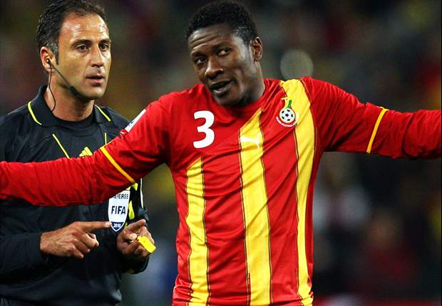 Uruguay 1-1 Ghana (4-2 Pens.): Celeste Oust Black Stars To Progress To Semi-Finals