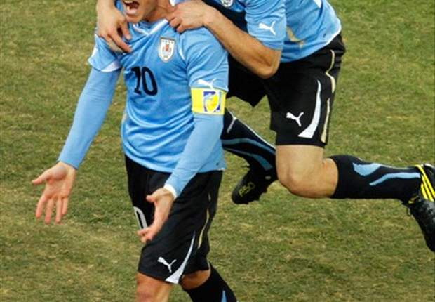 World Cup 2010: Uruguay Striker Diego Forlan Delighted To Beat Ghana & Book Semi-Final Spot