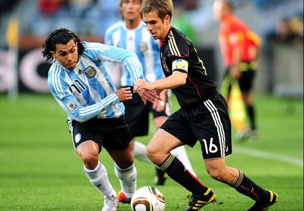 Germany Skipper Philipp Lahm Goes Top In New 2010 World Cup Castrol Index