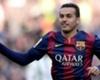 Barcelona podría vender a Pedro en junio