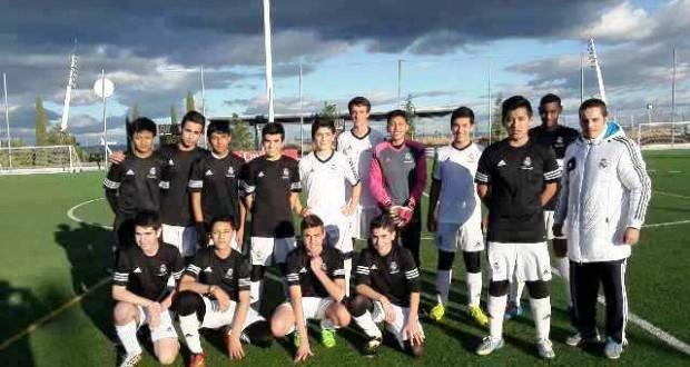 Selain menjadi Kapten U-15 Real Madrid, Muhammad Daffa Juga Jago 5 Bahasa