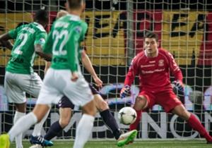 oGo Ahead kreeg dit Eredivisieseizoen al vijf doelpunten tegen in of na de 90e minuut; alleen FC Utrecht (8) incasseerde er meer.