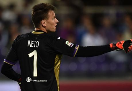 Neto Belum Pilih Juventus