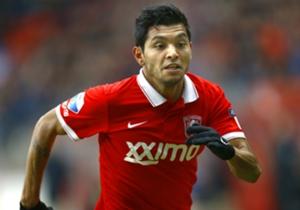 Jesús Corona jugó sin anotar en el empate del Twente frente al NAC Breda