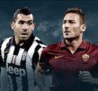 Live: Roma - Juventus