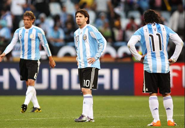 World Cup Player Ratings: Argentina 0-4 Germany