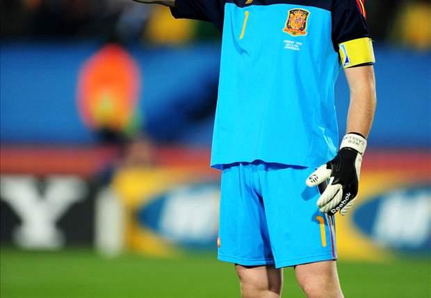 Mondial 2010 - Casillas, gardien du tournoi