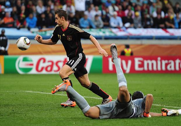 World Cup 2010: Germany Striker Miroslav Klose's 14 World Cup Goals So Far