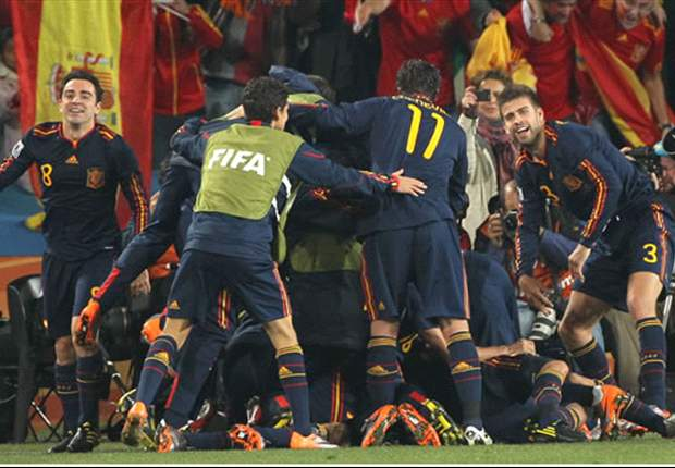 World Cup 2010 Comment: Germany Against Spain Clashes In Past World Cup Finals