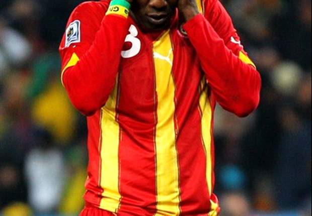 Ghana captain John Mensah backs Asamoah Gyan after Afcon penalty miss