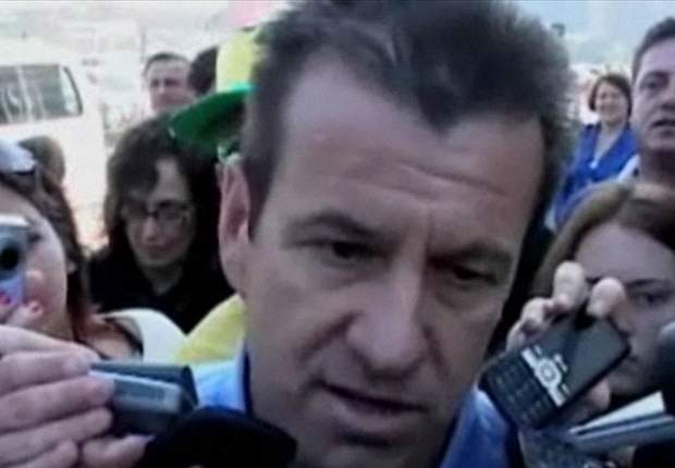 Dunga appointed Internacional coach