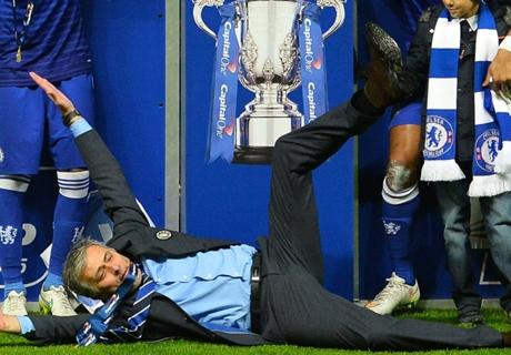 Porto to Chelsea: Mou's 21 trophies
