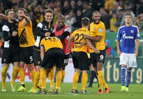 Dresden will Sensation gegen BVB
