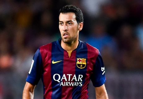 Busquets blow dampens Copa cheer
