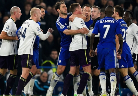 Chelsea and Everton fined £30,000
