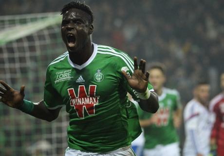 Saint-Etienne, Bayal Sall présent contre Boulogne