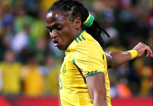 Kaizer Chiefs sweat over Siphiwe Tshabalala's fitness ahead of Sundowns match