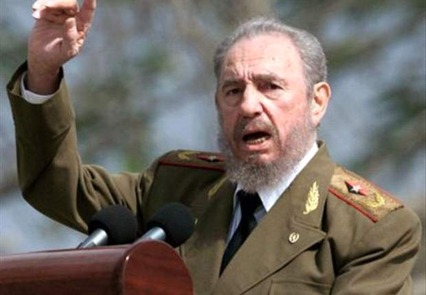 World Cup 2010: Referees Are Biased Against South American Teams - Fidel Castro