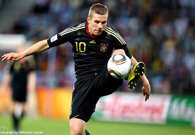 World Cup 2010: Lukas Podolski To Miss Germany v Uruguay Third Place Play-Off - Report