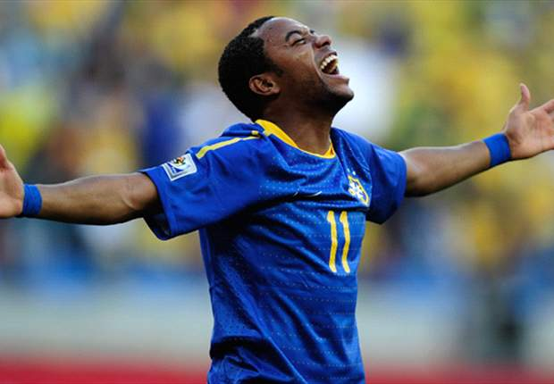 Robinho: I Want To Play For Milan & Win The Scudetto; But Deal Depends On Marco Borriello & Juventus