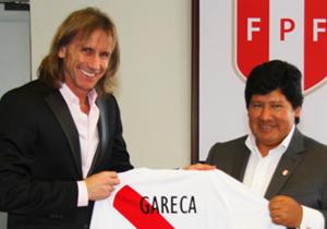Ricardo Gareca (57) - Después de varias idas y vueltas, el Tigre asumió como entrenador de Perú por tres años. En ese país dejó un buen recuerdo tras ser campeón con Universitario en 2008.