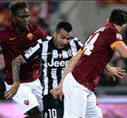 Live: Roma 0-1 Juventus