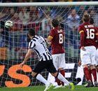 VIDEO - Roma-Juve 1-1, goal e highlights
