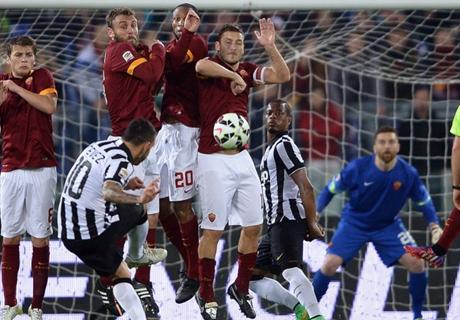 Player Ratings: Roma 1-1 Juventus