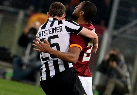 Serie A: Roma 1-1 Juventus