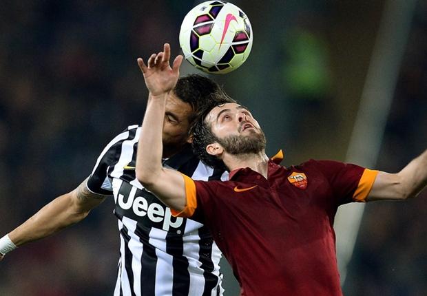 AS Rome 1-1 Juventus : Statu quo en tête du classement