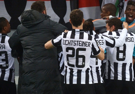 AS Rome-Juventus (1-1) : Statu quo en tête du classement