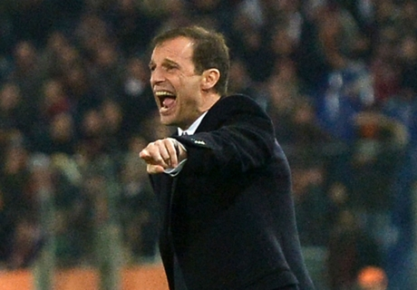 Allegri: Juve angry at Roma draw