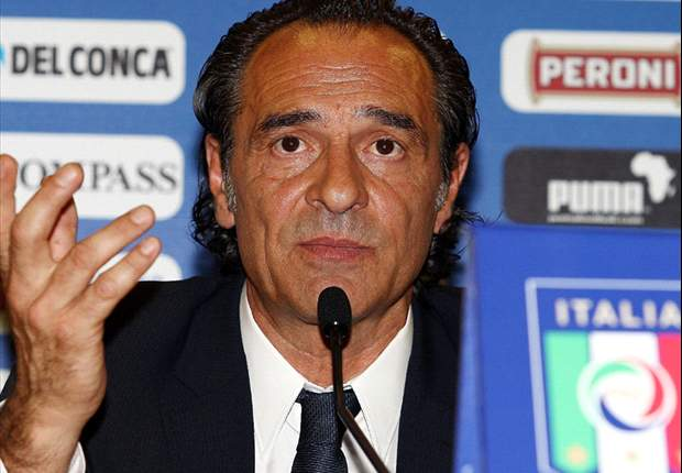 Cesare Prandelli Delighted With Italy's 5-0 Win Over The Faroe Islands