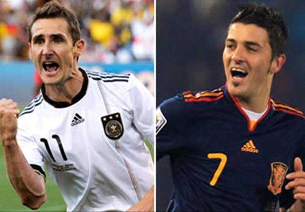 World Cup 2010: Predict The Results - Germany vs Spain
