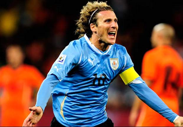 World Cup 2010: Uruguay Striker Diego Forlan Passed Fit To Face Germany