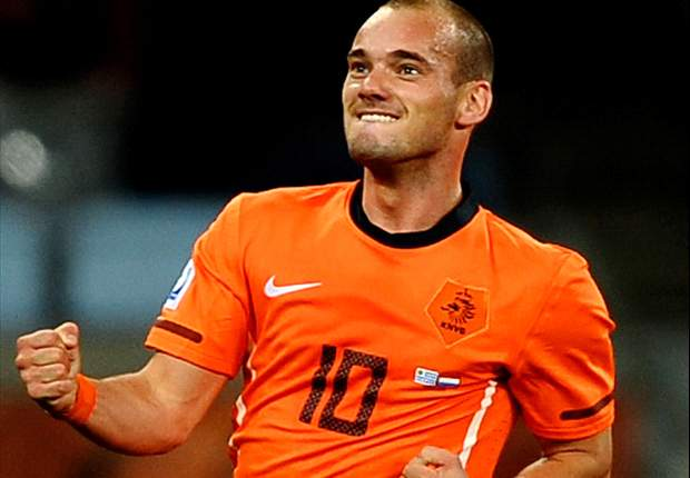 World Cup 2010: Netherlands star Wesley Sneijder – reaching the final is bigger than the Champions League, it beats everything