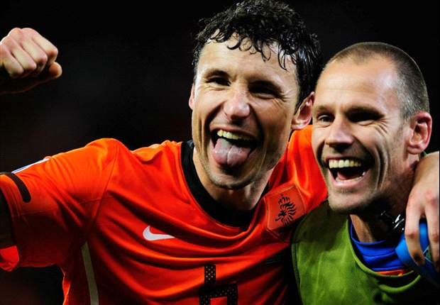 World Cup 2010: Meet The Finalists - The Netherlands Players Who Reached The Final